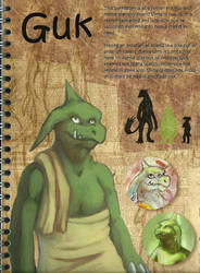 Guk's page by Saskle