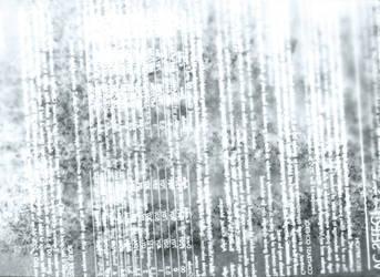 Rain of Words by Saskle