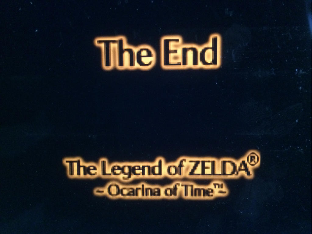 The End by Snashyle