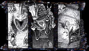 Be my mirror, my sword, my shield... by Saskle