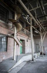 Industrial III by Saskle