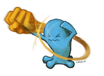 Wobbuffet used Counter! by Saskle