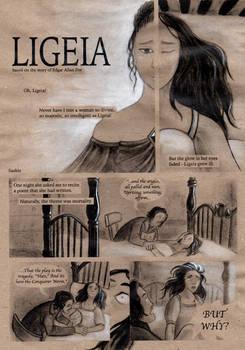 Ligeia | Page 1