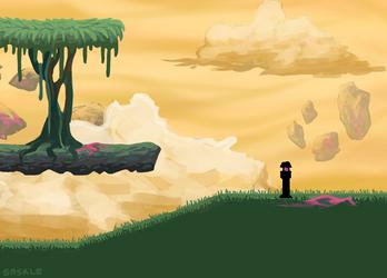 Dreamworld by Saskle