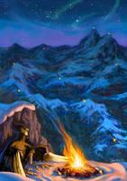 Bonfire by Saskle