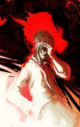 Anguish by Saskle