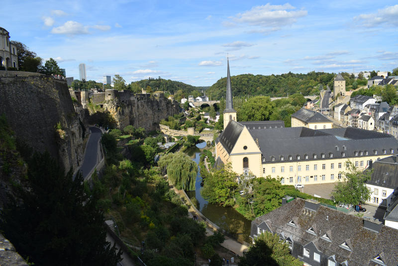 Luxembourg by Saskle