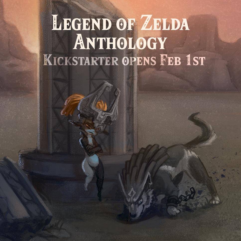 Zelda Anthology Preview by Saskle