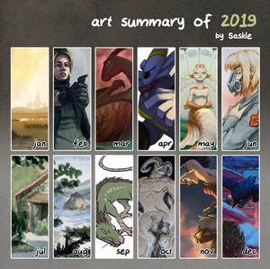Art Summary 2019