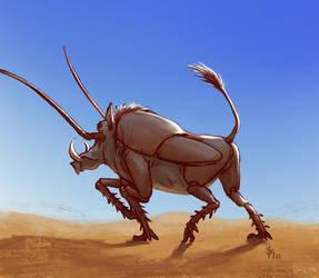 Warthog Roach