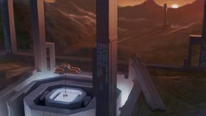 Alien Ruins