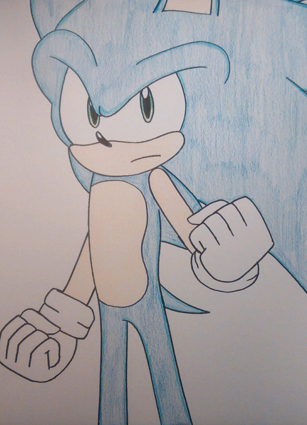 Sonic The Hedgehog By Sonicgirlfriend65 On Deviantart