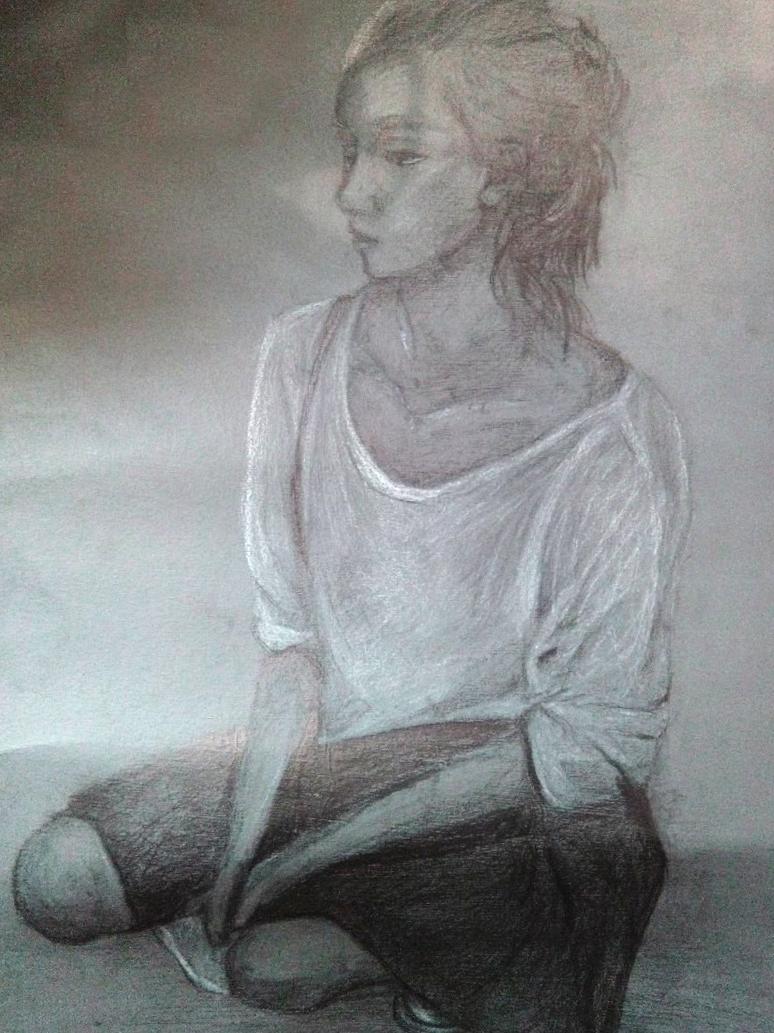 Self Portrait by audreytriggers