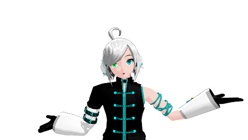 Mood Killer Piko MMD by Miku8