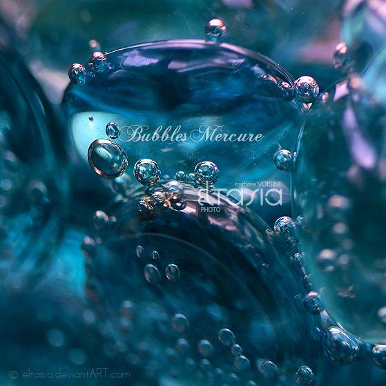 Bubbles Mercure by Eltasia