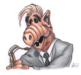 80's Faces - Alf