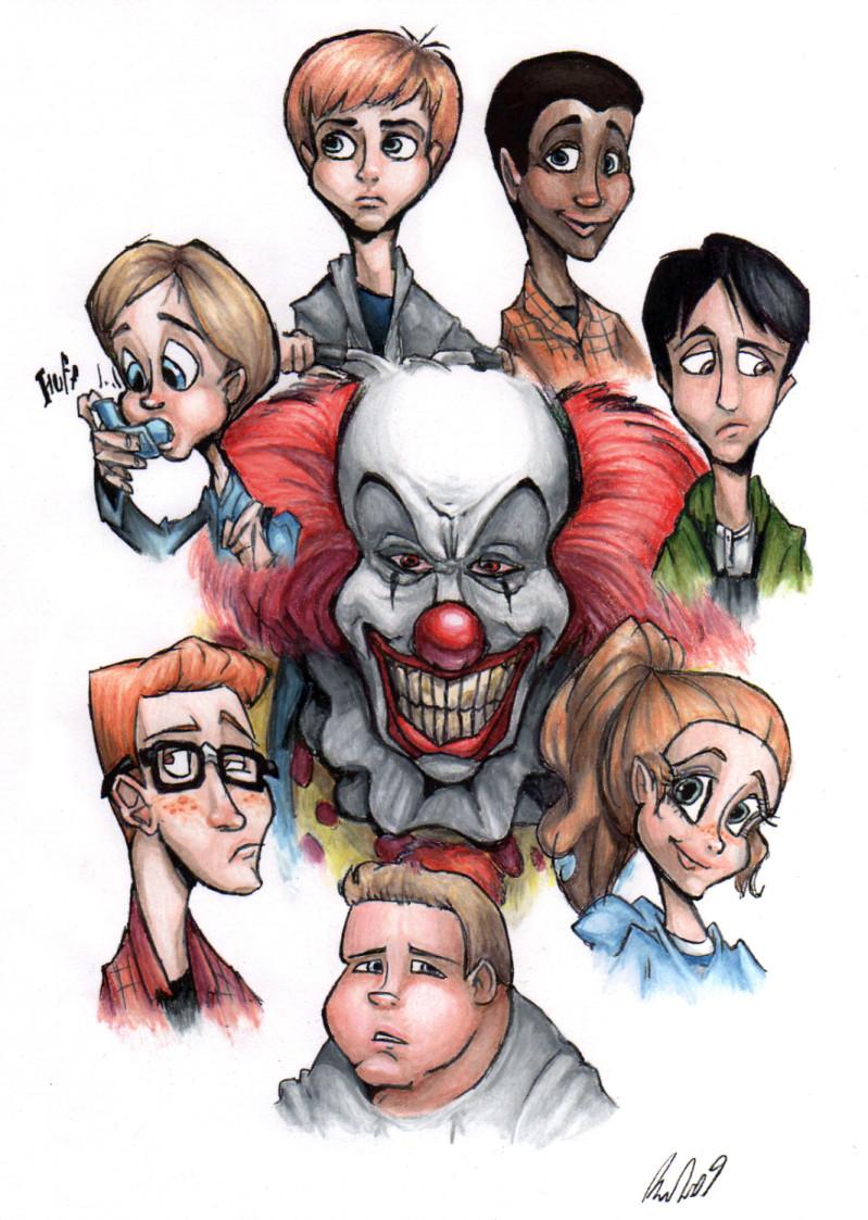 Stephen King's It by BrendanCorris