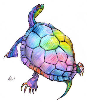 Stephn King's It - The Turtle