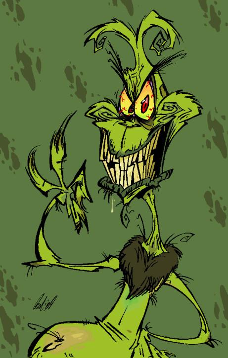 The Grinch by BrendanCorris