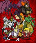 Nintendo Villains - 2009
