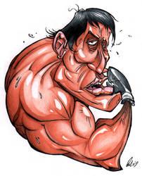 Rocky by BrendanCorris