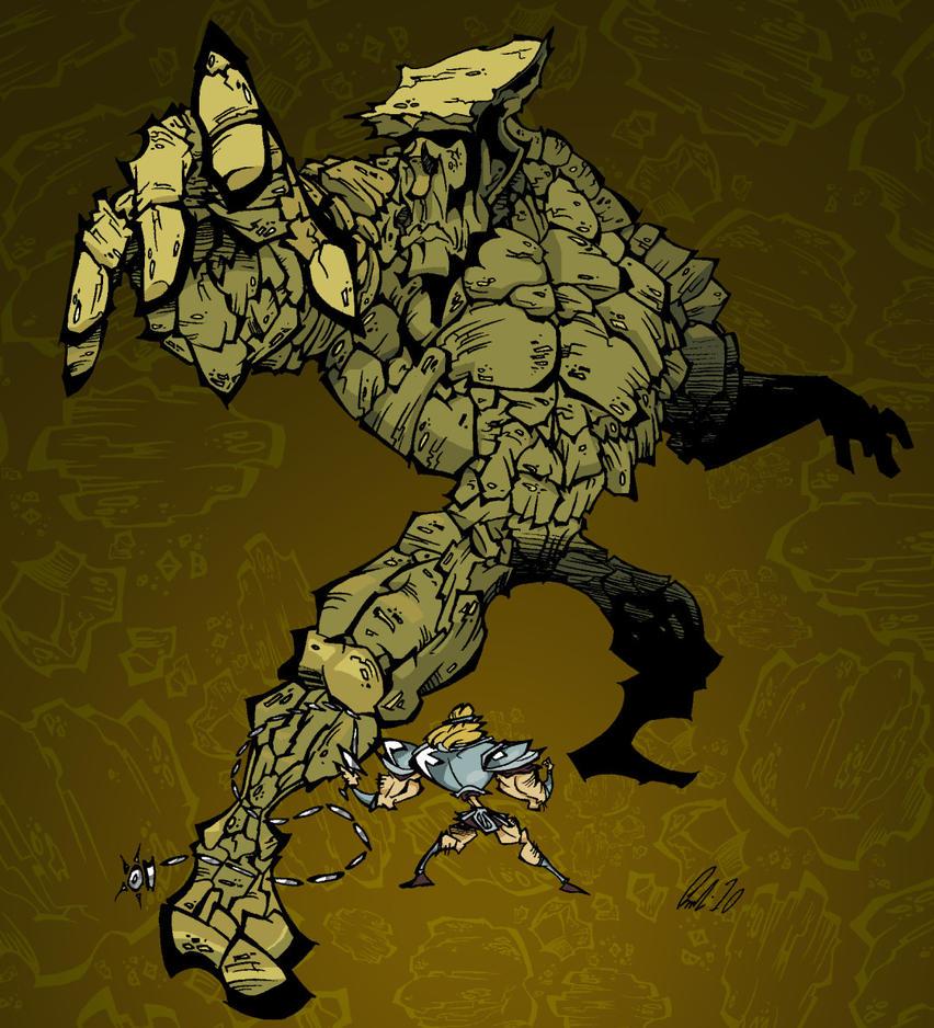 Castlevania - Koranot by BrendanCorris