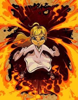 Firestarter - Charlie's Power