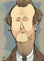 Bill Murray by BrendanCorris