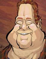 John Goodman by BrendanCorris