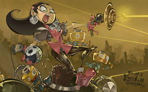 Tron Bonne - Another Misadventure