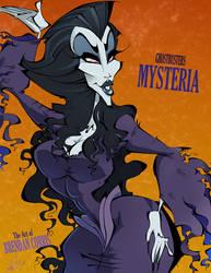 Ghostbusters - Mysteria by BrendanCorris