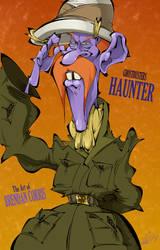 Ghostbusters - Haunter by BrendanCorris
