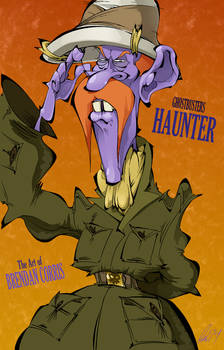 Ghostbusters - Haunter