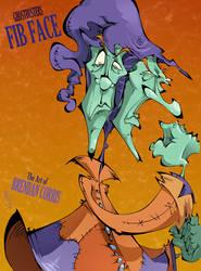 Ghostbusters - Fib-Face by BrendanCorris