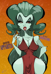 Ghostbusters - Apparitia by BrendanCorris