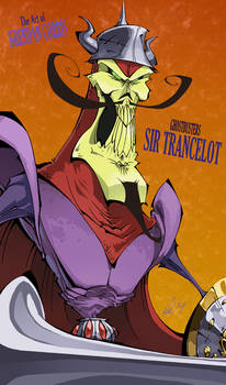 Ghostbusters - Sir Trancelot