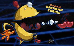 Pac-Man by BrendanCorris