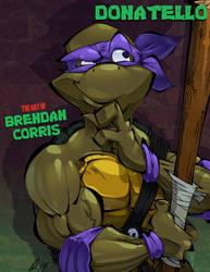 Donatello by BrendanCorris