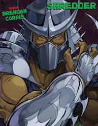 The Shredder by BrendanCorris