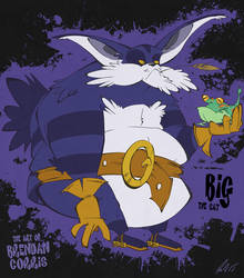 Big the Cat by BrendanCorris