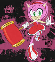 Amy Rose by BrendanCorris