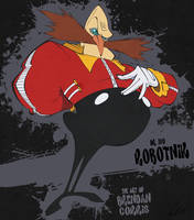Dr. Robotnik by BrendanCorris