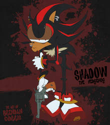 Shadow the Hedgehog by BrendanCorris