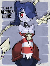 Squigly by BrendanCorris