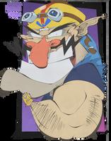 Favorite Nintendo Guys - Wario by BrendanCorris