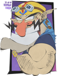 Favorite Nintendo Guys - Wario