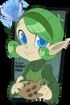 Favorite Nintendo Girls - Saria