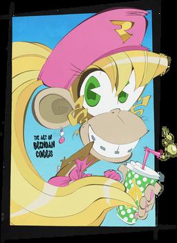 Favorite Nintendo Girls - Dixie Kong