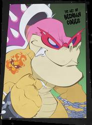 Favorite Nintendo Guys - Roy Koopa by BrendanCorris