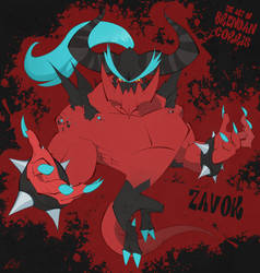 Zavok by BrendanCorris